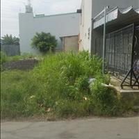Gia đình cần bán nhanh lô đất 120m2 mặt tiền đường Phan Văn Hớn, Hóc Môn, sổ hồng riêng