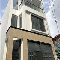 Bán nhà 2 lầu đúc đẹp, mới tinh 100%, hẻm 3.5m Phan Văn Trị, cách Cityland khu thương mại 200m