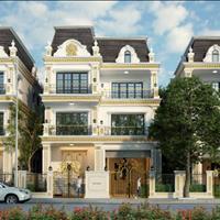 Biệt thự triệu đô - cửa ngõ thủ đô Hà Nội, duy nhất mặt tiền 10-12.5m