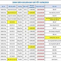 Cần bán Golden Bay Cam Ranh giai đoạn 1-2 giá tốt nhất thị trường D16-08-39
