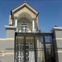 Bán nhà 1 trệt 1 lầu sổ hồng, 3 phòng ngủ, hỗ trợ vay vốn 70%, gần cầu Hoá An