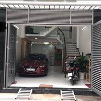 Bán nhà mới mặt tiền đường ô tô Nguyễn Oanh, 180m2, 1 trệt - 1 lửng - 3 lầu, full nội thất cao cấp