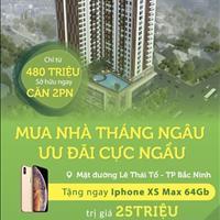 Mua chung cư liền tay, rinh ngay Iphone XSmax