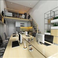 Căn hộ mini giá rẻ kết hợp văn phòng, giá dưới 1 tỷ đồng