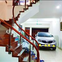 Bán gấp nhà phố Tân Mai, lô góc, thang máy, gara, kinh doanh, 85m2, 5 tầng, giá 8,26 tỷ