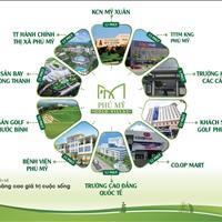 Săn ngay đất nền trung tâm thị xã Phú Mỹ khu biệt thự đẳng cấp nhất Vũng Tàu giá rẻ