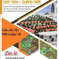 Đất nền dự án 577 ( khu dân cư Sơn Tịnh) - Trương Quang Trọng - Quảng Ngãi