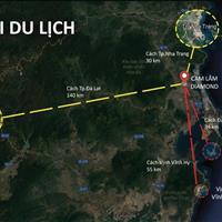 Bán đất quận Cam Lâm - Khánh Hòa chỉ 700 triệu
