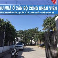 Bán đất hẻm cán bộ 58 Nguyễn Văn Tạo, Long Thới, Nhà Bè 3.2 tỷ/85m2