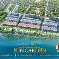 Đại đô thị kiểu mẫu Kon Tum - Sun Garden, giá hấp dẫn chỉ từ 2,9 triệu/m2, liên hệ nhanh