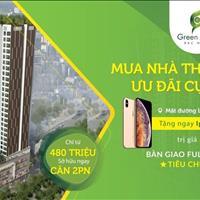 Mở bán chung cư Green Pearl Bắc Ninh, chiết khấu khủng lên đến 8%, tặng Iphone XS Max trị giá 25tr
