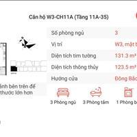 Bán căn hộ quận Nam Từ Liêm - Hà Nội, giá 6.15 tỷ