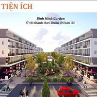 Mở bán đợt 1 dự án nhà phố Bình Minh Garden chỉ từ 100 triệu/m2 đất