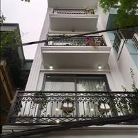 Bán nhà Hào Nam, Đống Đa, 60m2 x 5 tầng, 12 tỷ, gara ô tô, kinh doanh đẹp