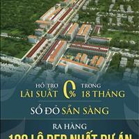 Đất nền khu đô thị Hương Mạc - Từ Sơn - Bắc Ninh, sổ đỏ trao tay rinh ngay 10 cây vàng