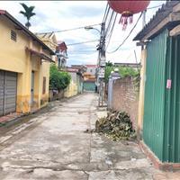 Bán 61m2 làng Cam, Cổ Bi, Gia Lâm hai mặt thoáng, gần chợ Vàng sầm uất, có nhà cấp 4