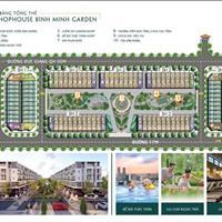 Sở hữu ngay nhà phố dự án Bình Minh Garden chỉ từ 5.5 triệu đồng/m2 sàn
