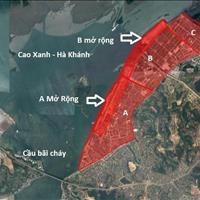 Đất nền Hà Khánh C ngay gần trung tâm Hạ Long - từ 9-20tr/m2 - cách biển 50m - lô góc trục đường to