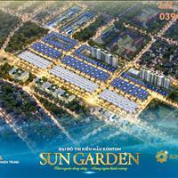 Kon Tum - Sun Garden - Đầu tư dễ dàng, vị trí chiến lược ngay trung tâm thị trấn chỉ với 380 triệu