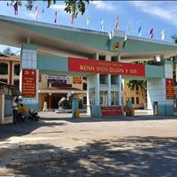 Mua bán đất thị xã Sơn Tây, 90m2, mặt tiền 8m, gần ngay bệnh viện Quân Y 105