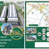 Dự án khu dân cư Nature Home ngay trung tâm thị trấn Củ Chi, thành phố Hồ Chí Minh chỉ từ 690 triệu