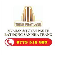 Dễ dàng sở hữu đất hẻm 3m ở khu vực sát trung tâm thành phố Nha Trang với giá chỉ 14 triệu/m2