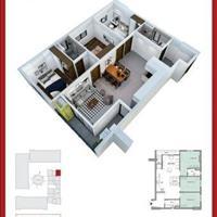 Mình cần bán gấp căn hộ Tara 91m2, 3 phòng ngủ có thể vào ở liền giá chỉ 2,6 tỷ bao gồm thuế