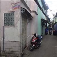 Bán nhà mặt tiền 1 trệt 1 lầu Nguyễn Lâm sổ hồng chính chủ bao sang tên