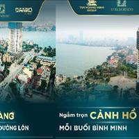 Dự án căn hộ Studio D'.El Dorado Tân Hoàng Minh Tây Hồ từ 1,5 tỷ/căn