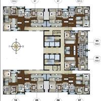 Bán căn số 1 căn góc đẹp nhất chung cư Lạc Hồng Lotus N01 - T5