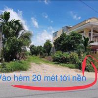 Bán nền hẻm kế chùa đường Trần Vĩnh Kiết - 940 triệu bao rẻ hơn xung quanh 100 triệu