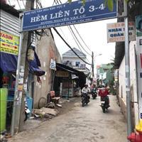 Cặp nền trục chính hẻm Liên tổ 3 - 4 cách đường Nguyễn Văn Cừ 100m - 10 x 20m - giá 5,4 tỷ