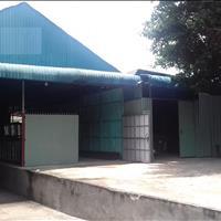 Nhà xưởng đẹp mặt tiền 30m cùng dãy nhà trọ ngay trung tâm chợ Tân Phú Trung - giá rẻ bất ngờ