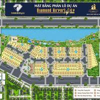Đất đẹp gần sân bay Long Thành, sổ hồng riêng từng nền, giá đầu tư tốt 990 triệu/nền