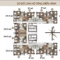 Bán chung cư N01T4 Phú Mỹ Ngoại Giao Đoàn căn số 1 tầng trung