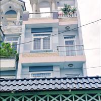 Bán gấp nhà sổ hồng riêng, Bình Trị Đông A, Bình Tân, 1 trệt 3 lầu - Giá 1 tỷ 740 triệu