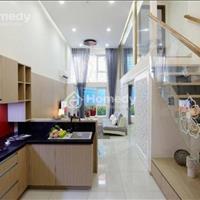 Căn hộ 1 phòng ngủ ngay Lũy Bán Bích, Tân Phú giá rẻ, full nội thất cao cấp