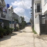 Nhà bán Quận 12, đường Nguyễn Văn Quá gần nhà hàng Đông Phương, 4x13,8m (55m2), 1,73 tỷ