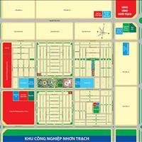 Đất nền dự án giá tốt trung tâm hành chính Nhơn Trạch 6 - 8 triệu/m2