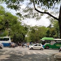 Nhà mặt phố Văn Miếu, vỉa hè rộng, kinh doanh, 110m2 x 5 tầng, mặt tiền 5m, giá 53.5 tỷ