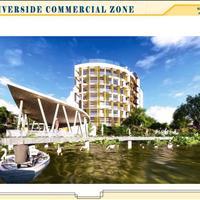 Nhận giữ chỗ đất nền trung tâm thương mại Phường 2 Bạc Liêu, cạnh khu đô thị ven sông