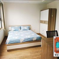 Cho thuê căn hộ Penthouse ở Ecolife Tây Hồ 3 phòng ngủ, có sân vườn, full đồ siêu rẻ