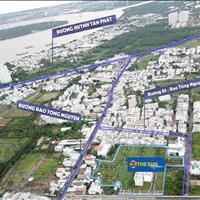 Bán đất nền thổ cư Huỳnh Tấn Phát, đường 6m đã có sổ hồng riêng xây dựng tự do
