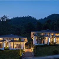 Biệt thự nghỉ dưỡng Ohara Lake View lung linh về đêm
