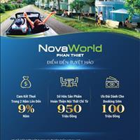 Nova World Phan Thiết - Biệt thự hai mặt tiền đầu tiên ở Việt Nam