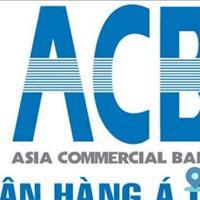 Ngân hàng ACB chính thức hỗ trợ phát mãi 38 nền đất liền kề Aeon Mall Bình Tân - sổ riêng từng nền