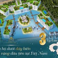 Sức hút đặc biệt từ căn hộ dát vàng 24k đầu tiên tại Việt Nam – Dự án Hội An Golden Sea