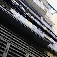 Bán nhà đẹp Lê Thanh Nghị ngõ thông, 39m2, 5 tầng, giá 4,6 tỷ