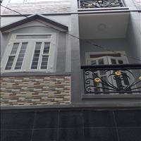 Bán nhà mới 3 lầu ngay ngã tư Hương Lộ 2 đường 6m, sổ hồng riêng, gần chợ tiện kinh doanh