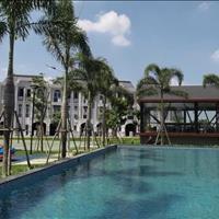 Bán nhà phố thiết kế hiện đại, khu phức hợp công viên, spa, tenis, sân golf, giá 1,4 tỷ